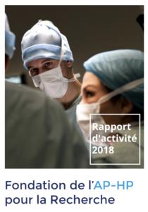 Rapport d'activité de la Fondation de l'AP-HP