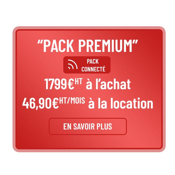 Pack défibrillateur Premium