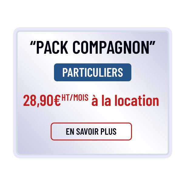 Pack défibrillateur Eco